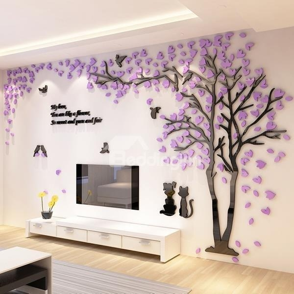 3D Wall Stickers | Roselawnlutheran With Regard To Vintage 3D Wall Art (Image 4 of 20)