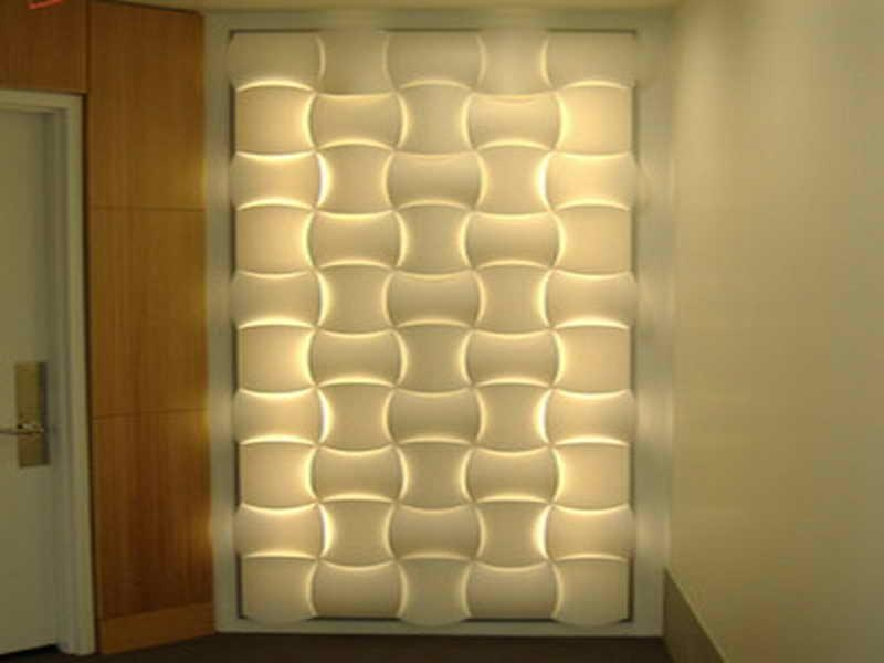 50 Beautiful Diy Wall Art Ideas For Your Home. Decorative 3D Wall For Unusual 3D Wall Art (Photo 6 of 20)