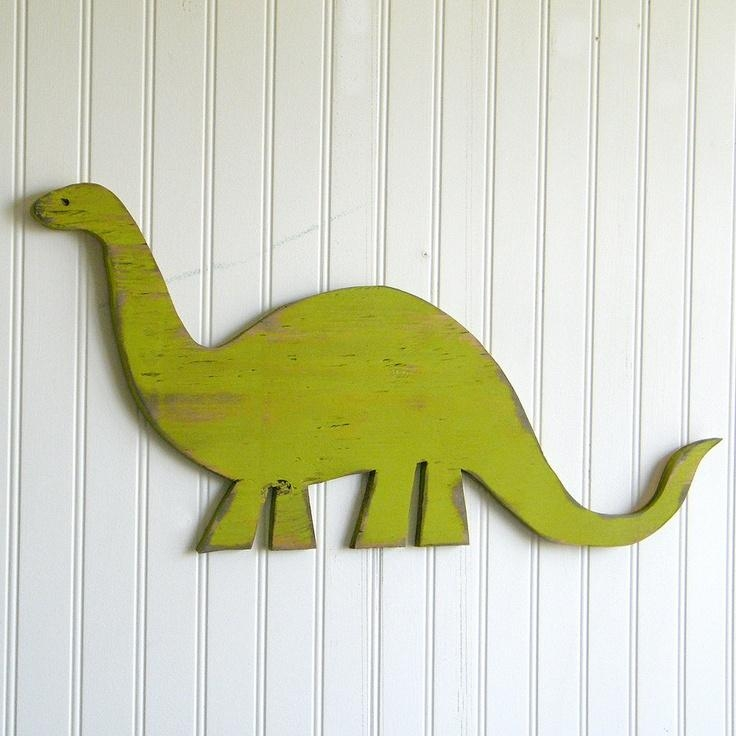 70 Best Dinosaur Nursery Images On Pinterest | Dinosaur Nursery Pertaining To Beetling Brachiosaurus Dinosaur 3D Wall Art (Photo 16 of 20)