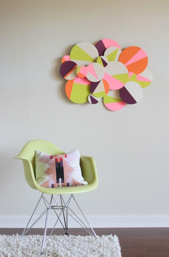 Amazing Diy 3D Wall Art Ideas Regarding Diy 3D Paper Wall Art (Image 10 of 20)