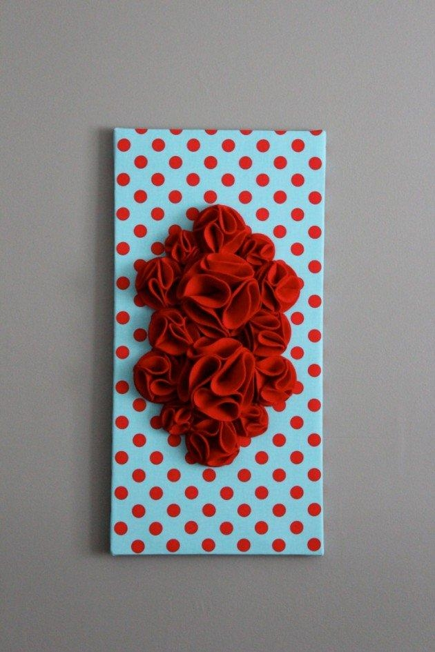 Amazing Diy 3D Wall Art Ideas Throughout Diy 3D Paper Wall Art (Image 12 of 20)