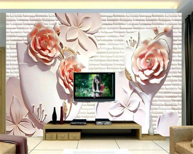 Articles With 3D Flower Wall Art Umbra Tag: 3D Flower Wall Art With Umbra 3D Flower Wall Art (View 20 of 20)