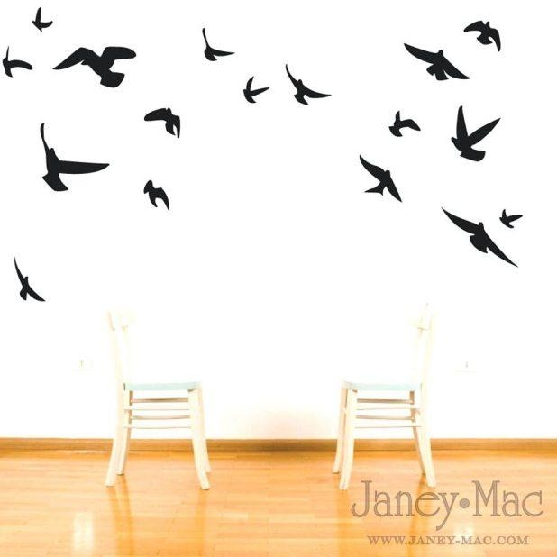Articles With White Birds Wall Decor Tag: Birds Wall Decor (View 19 of 20)