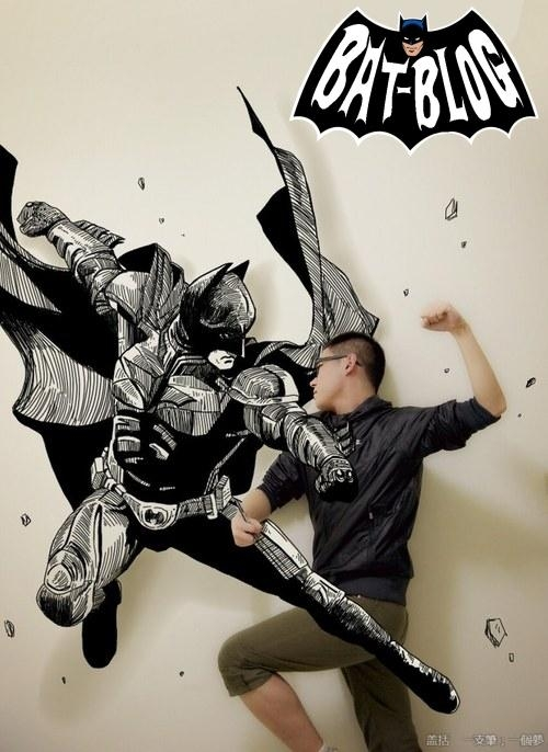 Bat – Blog : Batman Toys And Collectibles: Gaikuo Captain's 3 D With Batman 3D Wall Art (View 11 of 20)
