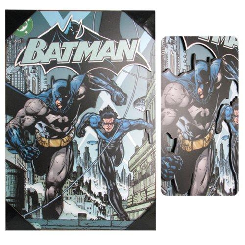 Batman #615 Comic Cover 3D Wood Wall Art – Silver Buffalo – Batman With Batman 3D Wall Art (View 19 of 20)