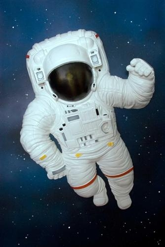 20 Photos Astronaut 3d Wall Art Wall Art Ideas