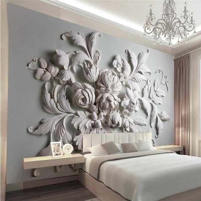 Best 25+ 3D Wall Murals Ideas On Pinterest | Wall Murals Bedroom Intended For 3D Wall Art Wallpaper (Image 6 of 20)