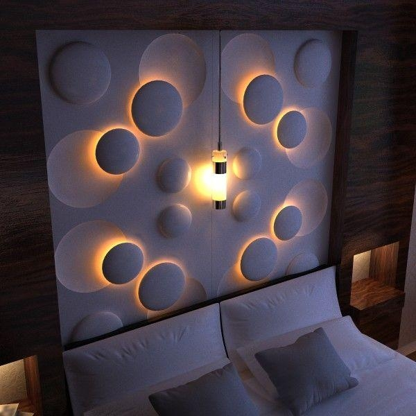 Best 25+ 3D Wall Panels Ideas On Pinterest | 3D Textured Wall Throughout Painting 3D Wall Panels (Image 8 of 20)