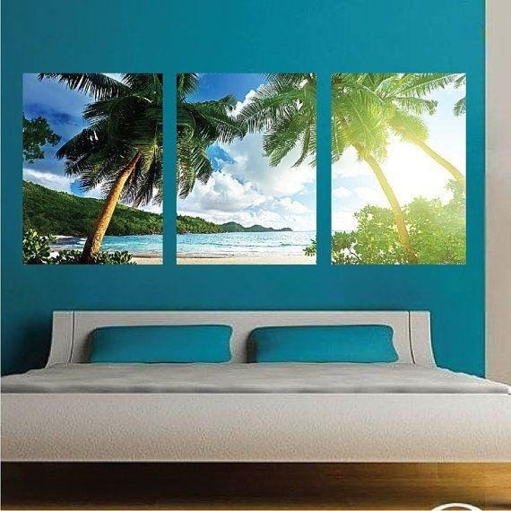 Best 25+ Beach Wall Murals Ideas On Pinterest | Beach Mural For Beach 3D Wall Art (Image 9 of 20)