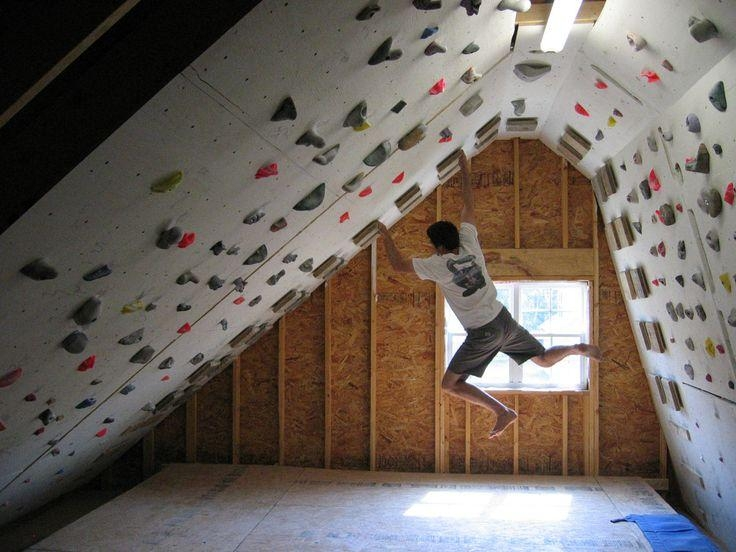 Best 25+ Home Climbing Wall Ideas On Pinterest | Climbing Wall Throughout Home Bouldering Wall Design (Image 4 of 20)