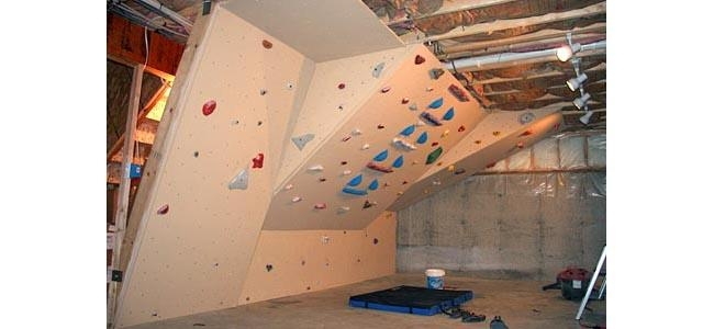 Featured Image of Home Bouldering Wall Design