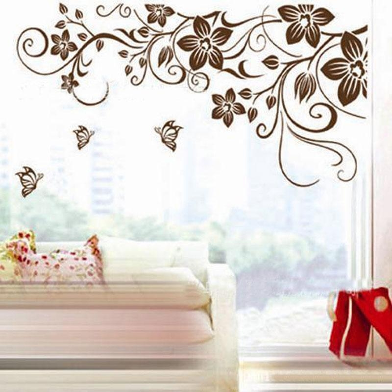 Featured Image of 3D Removable Butterfly Wall Art Stickers