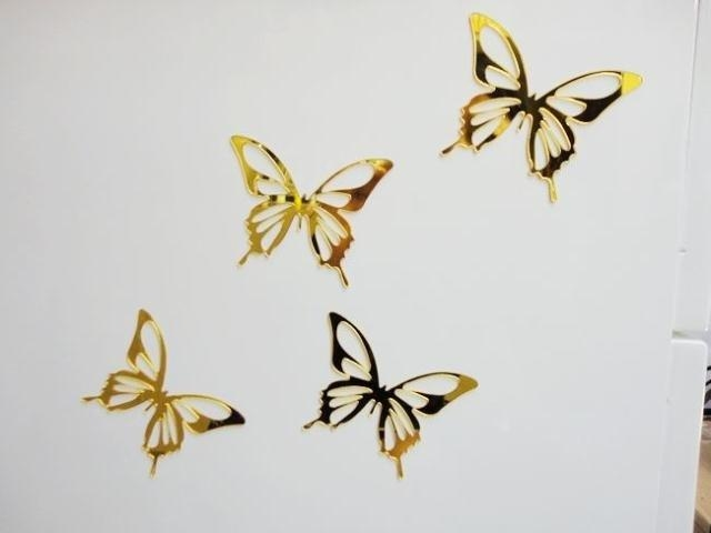 Butterfly Wall Art Bed Bath And Beyond | Wallartideas Within Bed Bath And Beyond 3D Wall Art (Image 13 of 20)