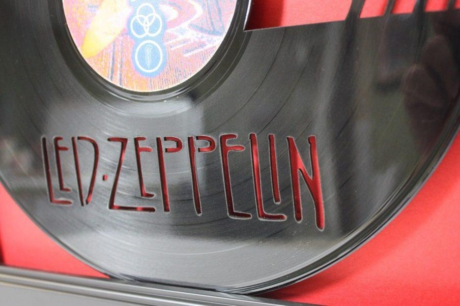 Compact Shadow Box Wall Art Australia Wooden Shadow Box Wall Shell In Led Zeppelin 3D Wall Art (View 15 of 20)