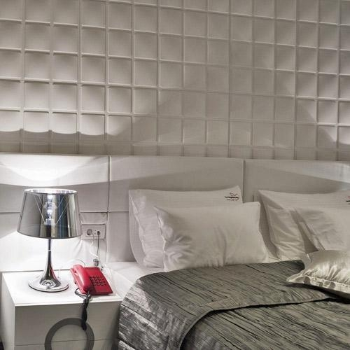 Cubes Design – Decorative 3D Wall Panelswalldecor3D With 3D Wall Panels Wall Art (Image 6 of 20)