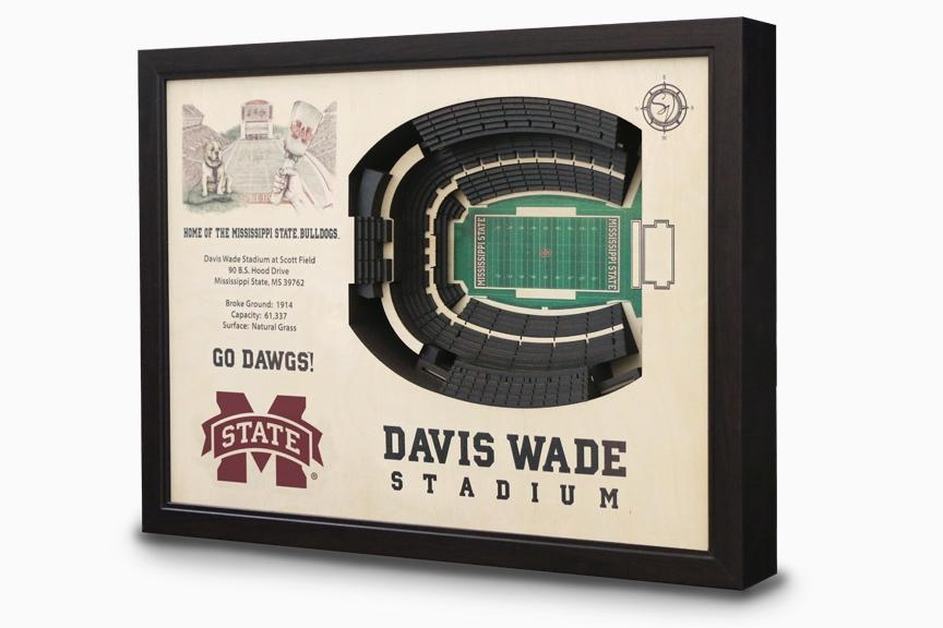 Featured Image of 3D Stadium View Wall Art