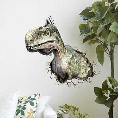 Dinosaur Wall Stickers – Wall Art Kids Regarding Dinosaurs 3D Wall Art (Image 13 of 20)