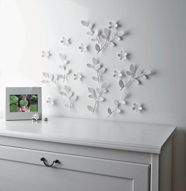 Diy Umbra Wall Decor   Dtmba Bedroom Design With Umbra 3D Wall Art (View 13 of 20)