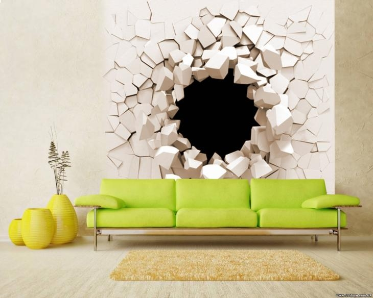 Download Wall Art Designs | Home Intercine For 3D Wall Art For Bedrooms (View 3 of 20)