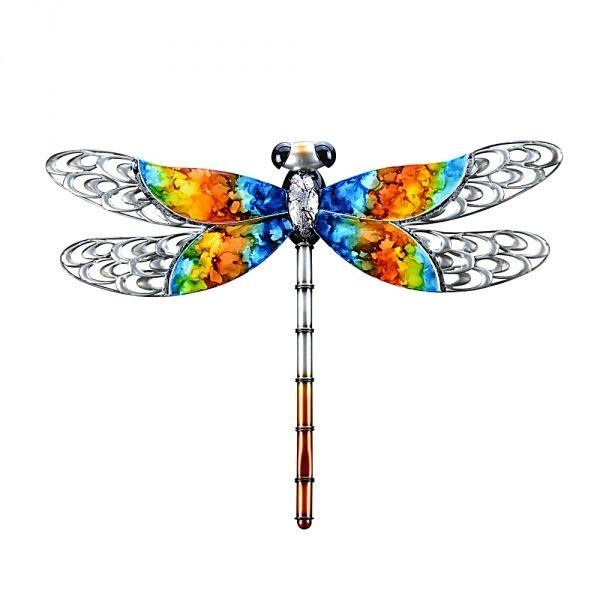 Dragonfly Wall Art Outdoor – Outdoor Designs Intended For Dragonfly 3D Wall Art (View 2 of 20)