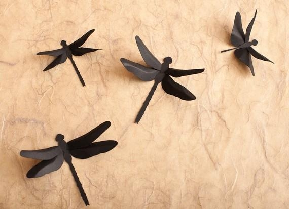 Featured Image of Dragonfly 3D Wall Art