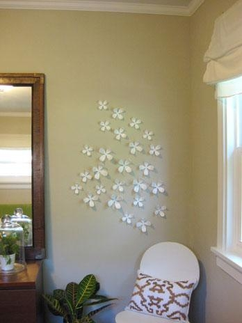 Hanging Umbra's Wallflowers On Your Wall Is Fun, Here's What We For Umbra 3D Flower Wall Art (View 4 of 20)