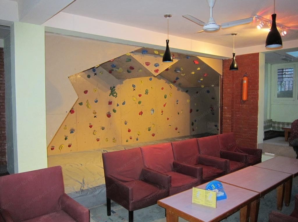 Home Climbing Wall – Park Tropa Regarding Home Bouldering Wall Design (Image 13 of 20)