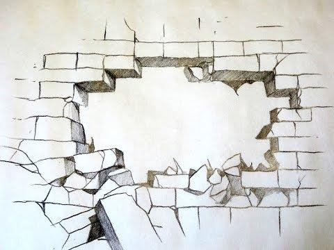Featured Image of 3D Brick Wall Art