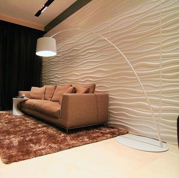 Indoor House Decoration Paintable 3D Wall Art Panels For Wall And Intended For 3D Wall Panels Wall Art (Photo 16 of 20)