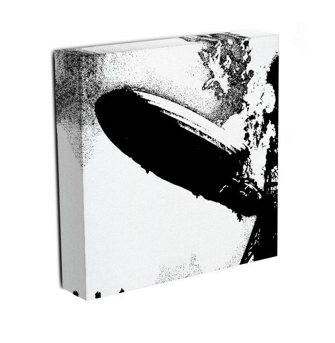 Led Zeppelin 3D Wall Art | Wallartideas Inside Led Zeppelin 3D Wall Art (Image 12 of 20)
