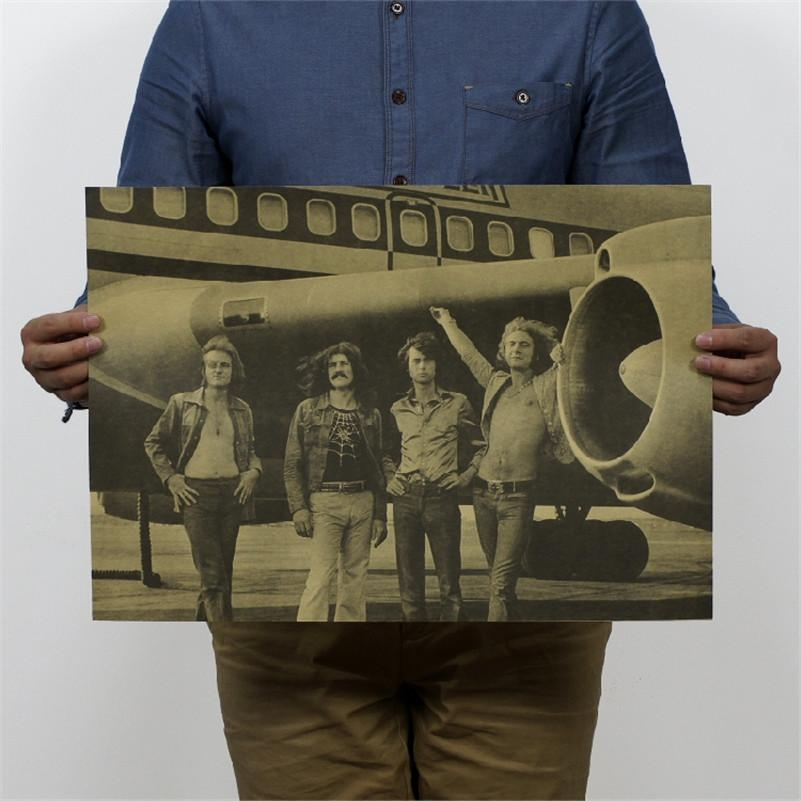 Led Zeppelin 3D Wall Art | Wallartideas With Led Zeppelin 3D Wall Art (Image 13 of 20)