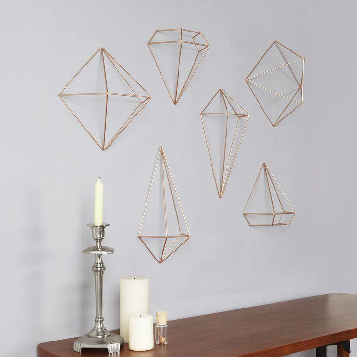 Les 25 Meilleures Idées De La Catégorie Umbra Wall Decor Sur Inside Umbra 3D Wall Art (Image 9 of 20)