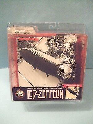 Mcfarlane Led Zeppelin 3 D Album Cover Pop Culture Mastrerworks Regarding Led Zeppelin 3D Wall Art (Image 18 of 20)