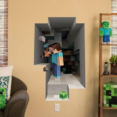 Featured Image of Minecraft 3D Wall Art