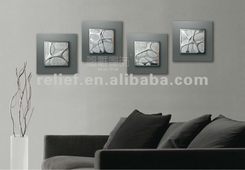 Modern Handmade Wall Art 3D Painting Avator – Buy Handmade 3D Intended For 3D Modern Wall Art (Image 13 of 20)