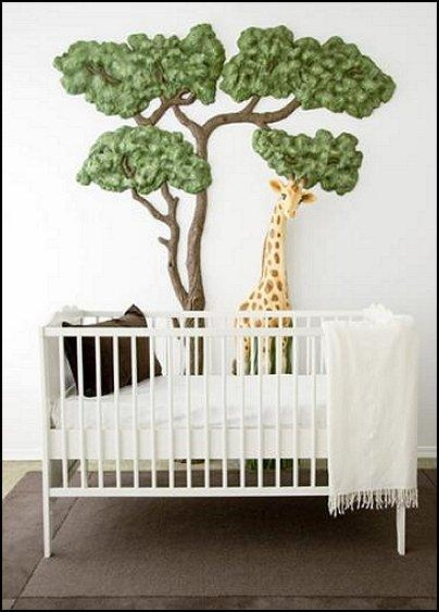 Modern House Plans: October 2013 For 3D Wall Art For Baby Nursery (Image 13 of 20)