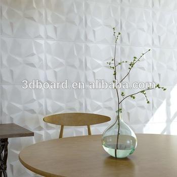 Modern Wall Art 3D Wall Panels Interior Embossed Brick Wall Panel Regarding 3D Modern Wall Art (Image 14 of 20)