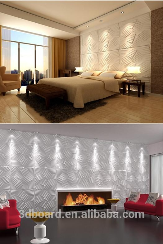Modern Wall Art Decor Interior 3D Effect Wall Panels For Home For 3D Wall Art And Interiors (Image 13 of 20)