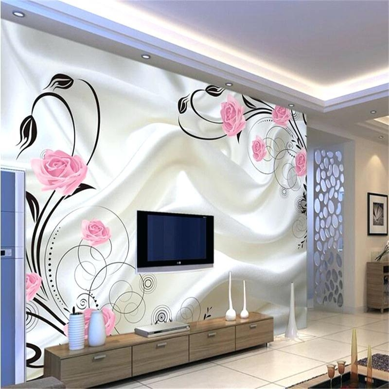Mural Wall Art – Hydroloop Within Metal Wall Art Decor 3D Mural (Image 9 of 20)