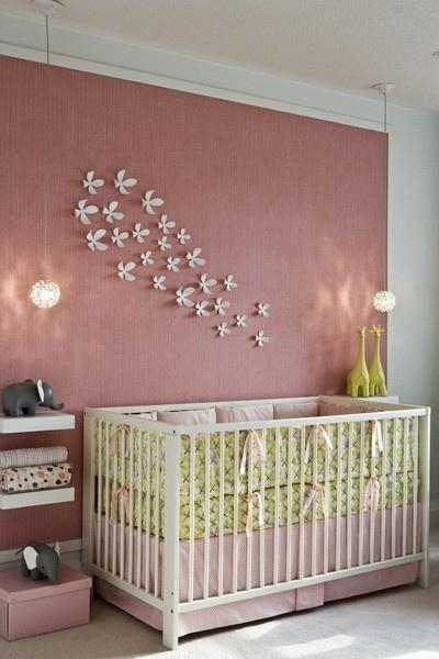 Nursery Art, Now In 3D! Within 3D Wall Art For Baby Nursery (Photo 4 of 20)