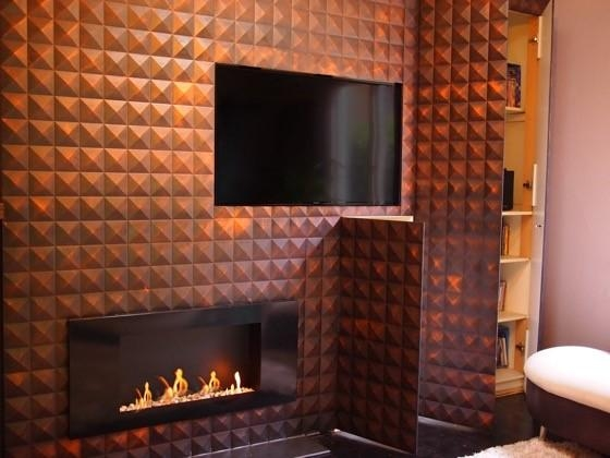 Pyramids – 3D Wall Panels Throughout Painting 3D Wall Panels (View 8 of 20)