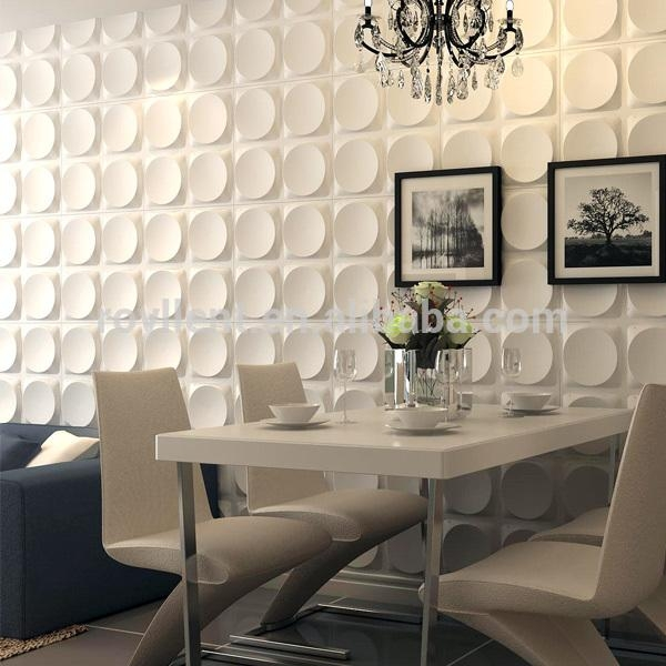 Featured Image of 3D Plastic Wall Panels