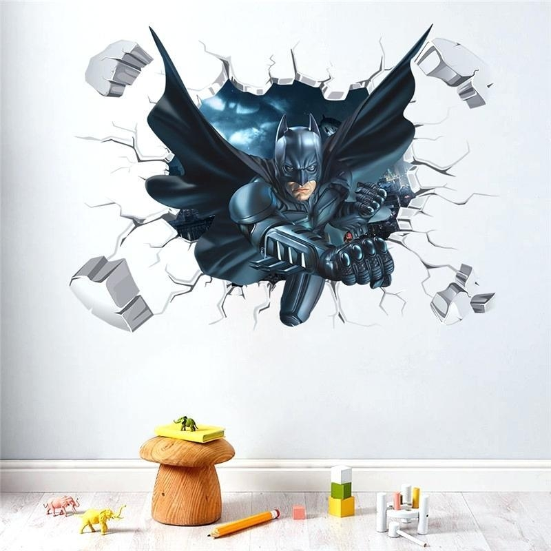 Spiderman 3D Wall Art – Hydroloop With Regard To 3D Wall Art Night Light Spiderman Hand (Image 13 of 20)
