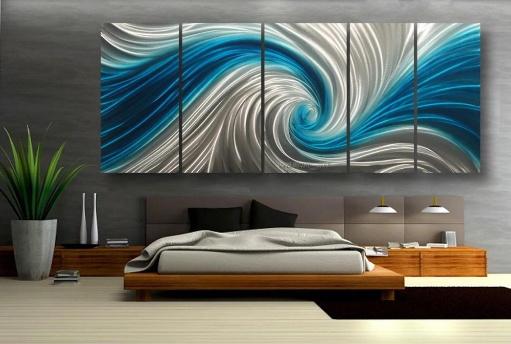 Stunning 3D Wall Painting For Your Bedroom Ideas – Home Design Regarding 3D Effect Wall Art (View 16 of 20)