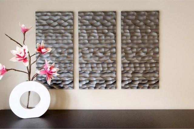 Wall Art 3D | Wallartideas With Regard To 3D Modern Wall Art (Image 18 of 20)