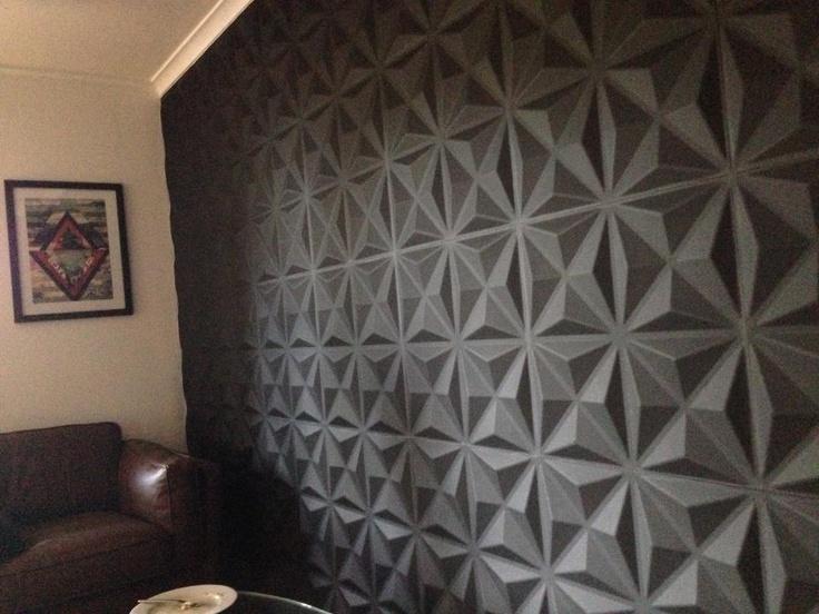 Wall Art Decor: Magnificent Wall Art 3D Wall Panels Waiting Room In 3D Wall Panels Wall Art (Image 15 of 20)