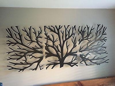 Wall Art Design Ideas: New Sculpture Wall Art 3D Metal Decor With Within Unique 3D Wall Art (View 10 of 20)