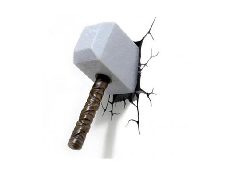 Wall Art Ideas For Thor Hammer 3D Wall Art (View 3 of 20)
