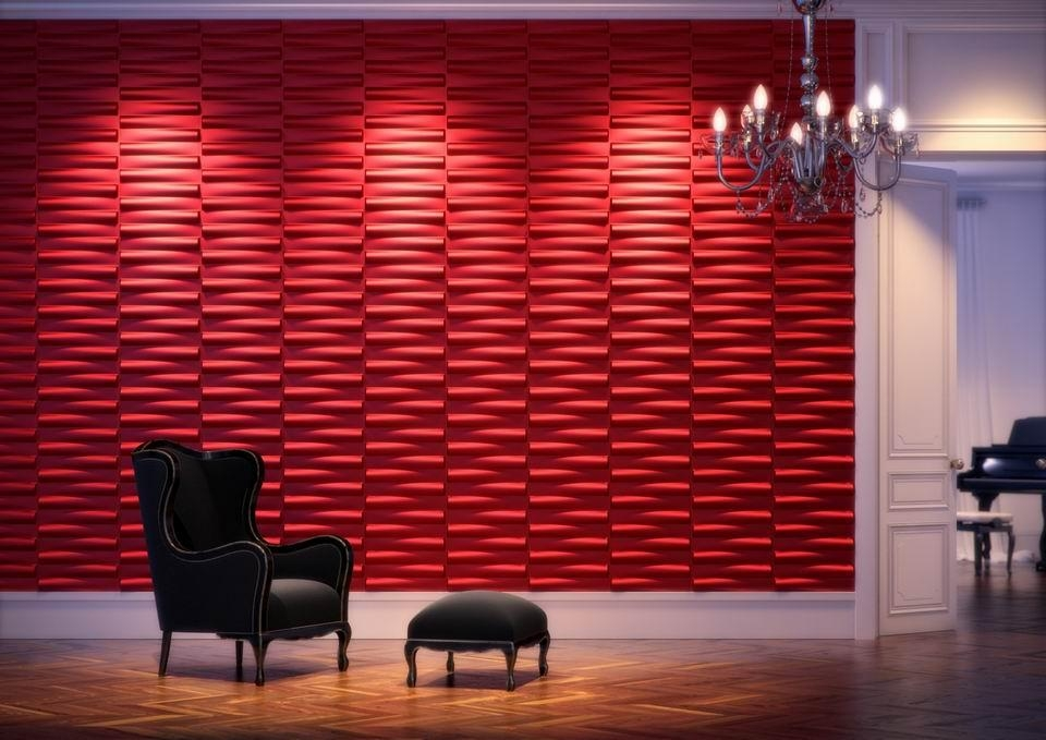 Wall Art Ideas Pertaining To Vidella 3D Wall Art (Image 18 of 20)