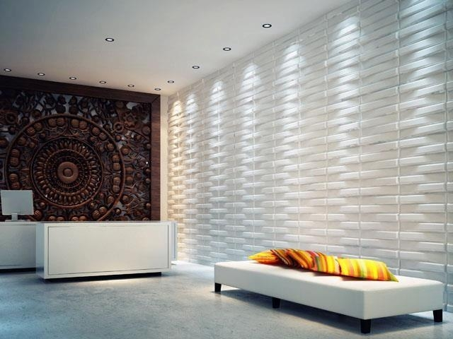 Wall Art Ideas Regarding Contemporary 3D Wall Art (View 14 of 20)